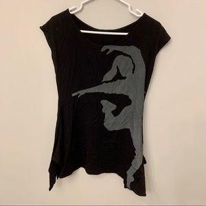 Revolution Dancewear Tunic Tee